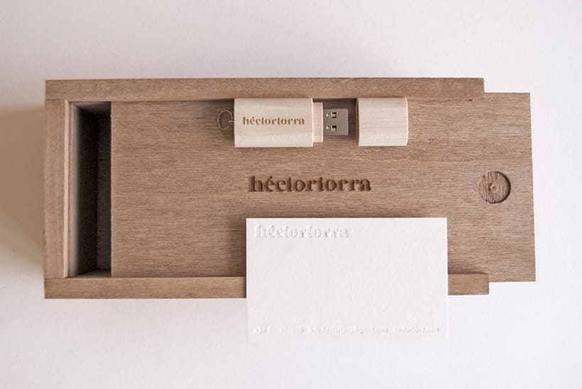 Héctor Torra — Identidad Visual 4