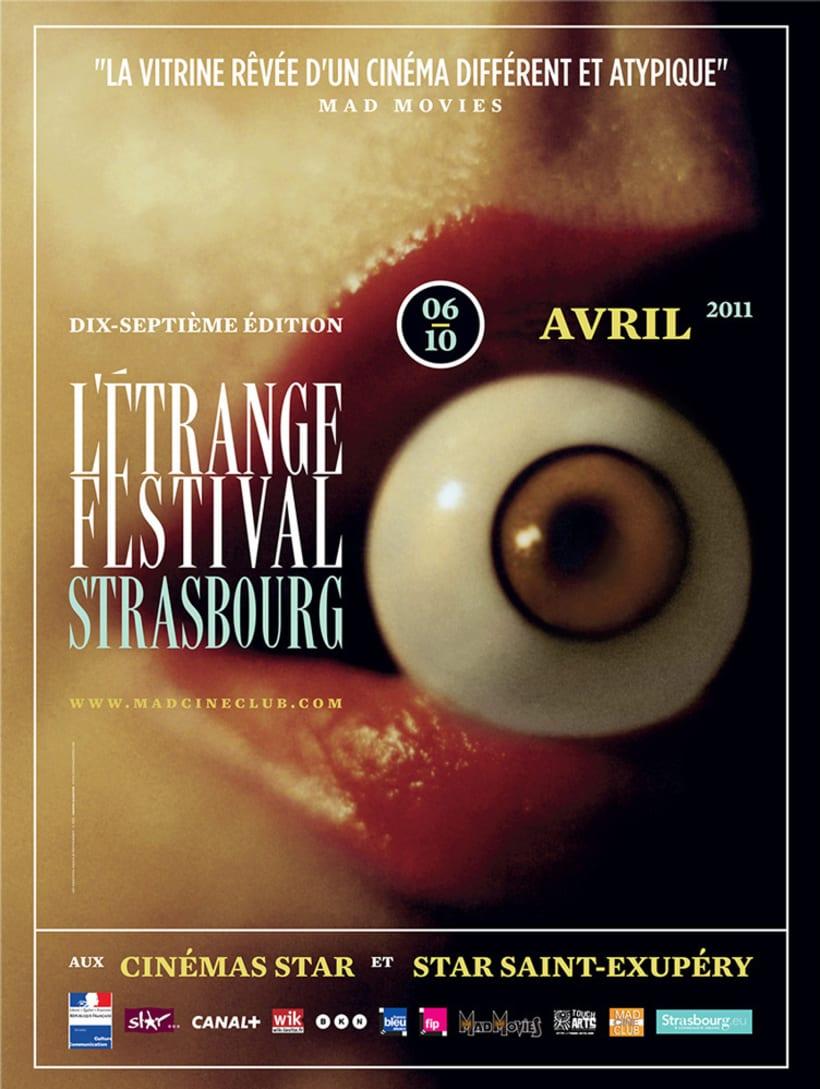 L'Étrange Festival Strasbourg 0