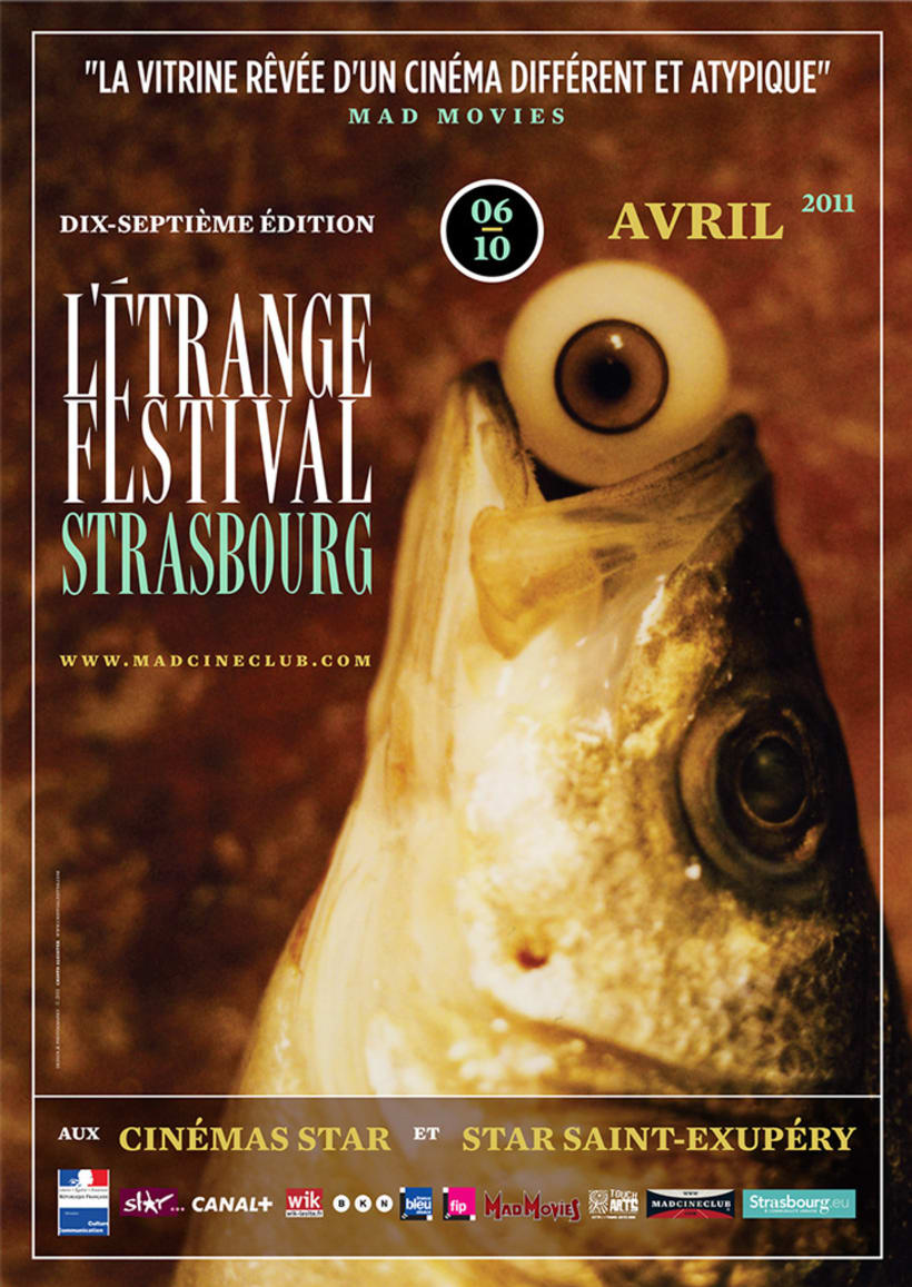 L'Étrange Festival Strasbourg 1
