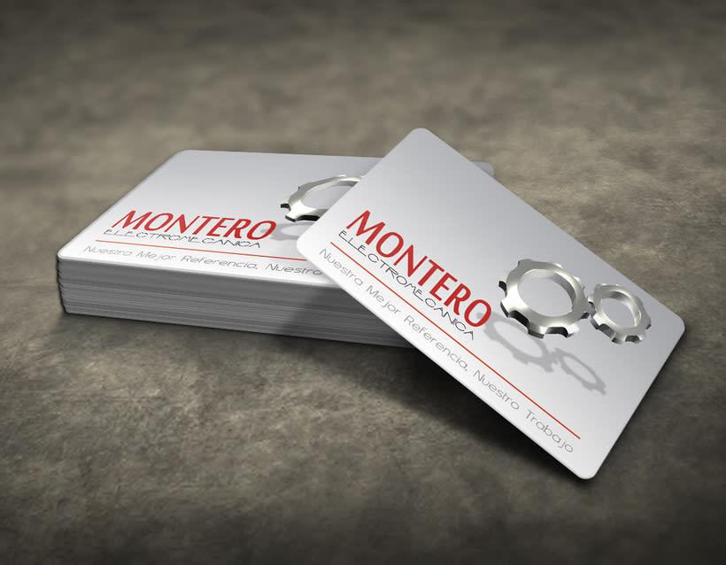Diseño cartel & tarjeta visita 0