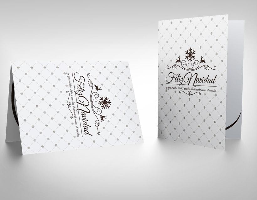 Diseño tarjeta felicitación 1
