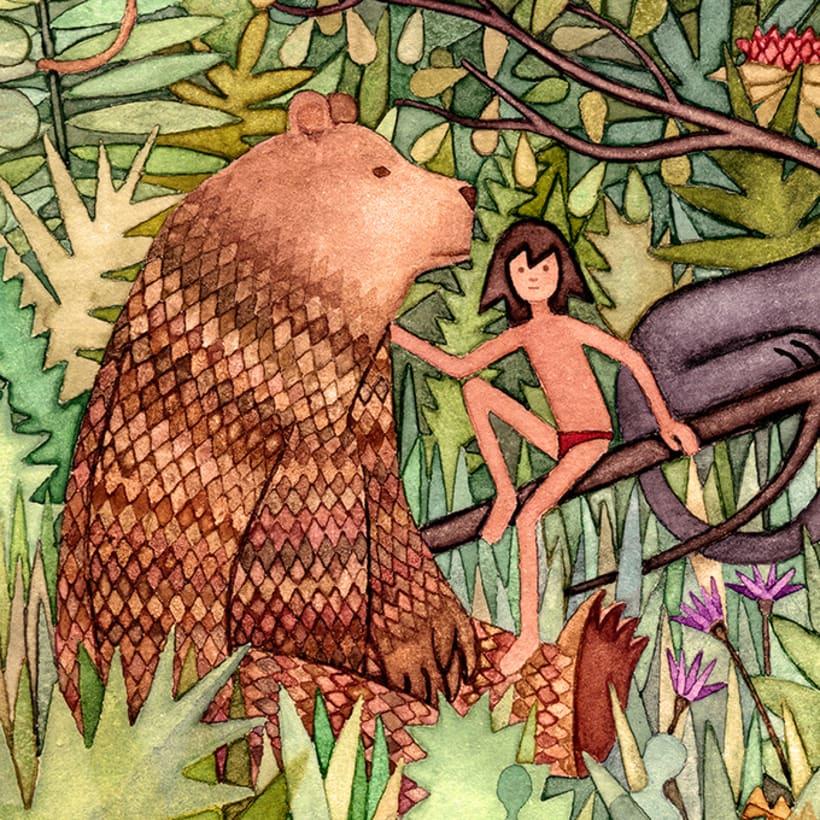 El libro de la selva 5