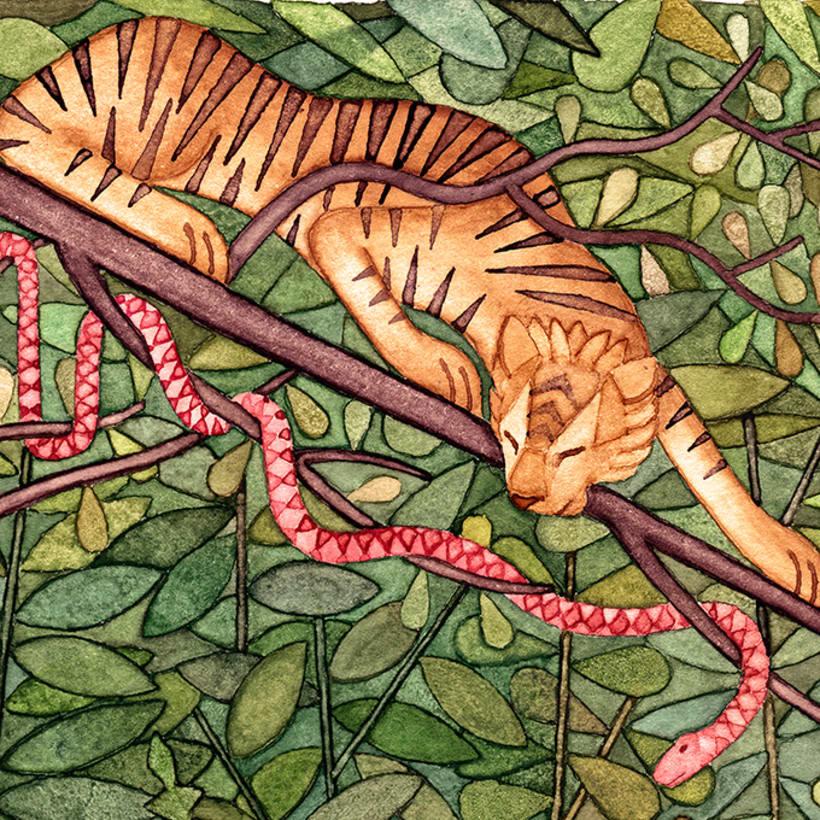 El libro de la selva 4