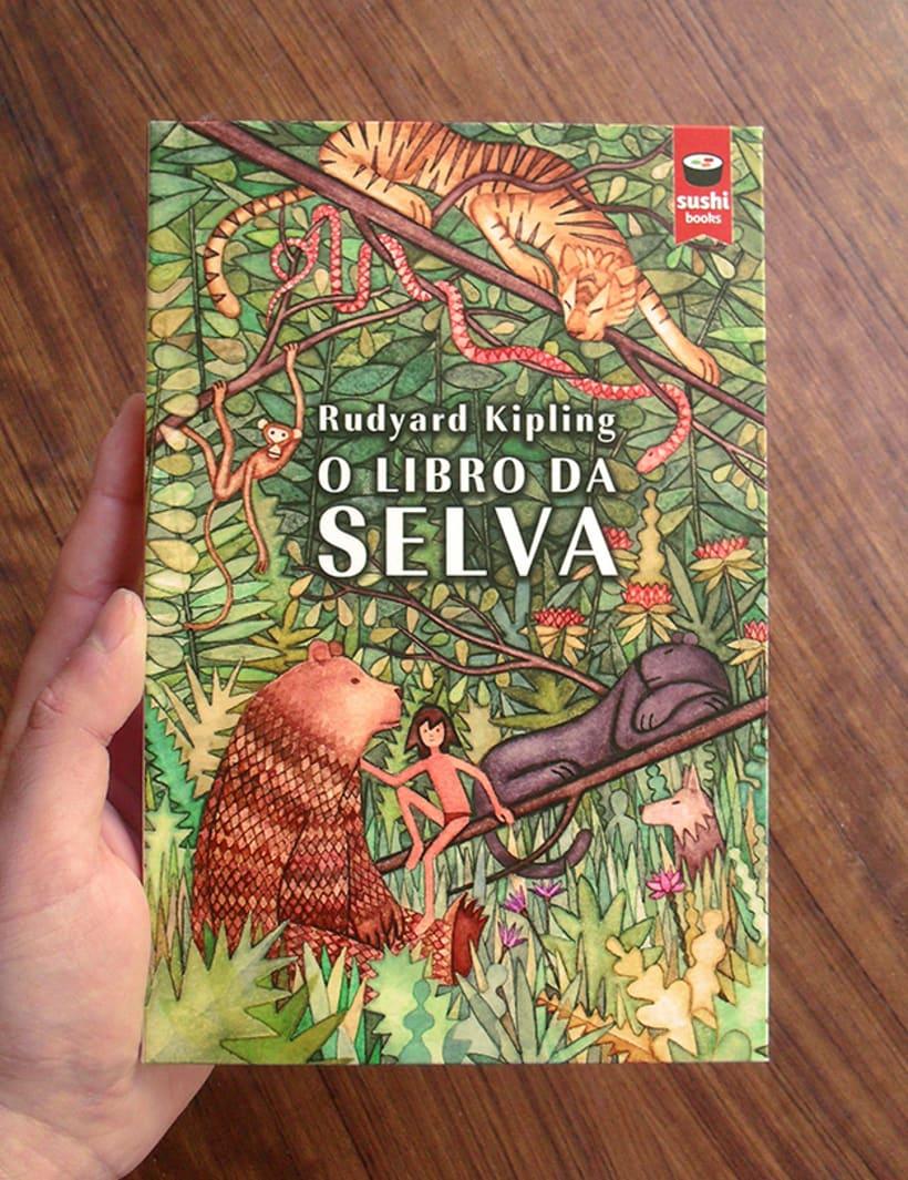 El libro de la selva 6