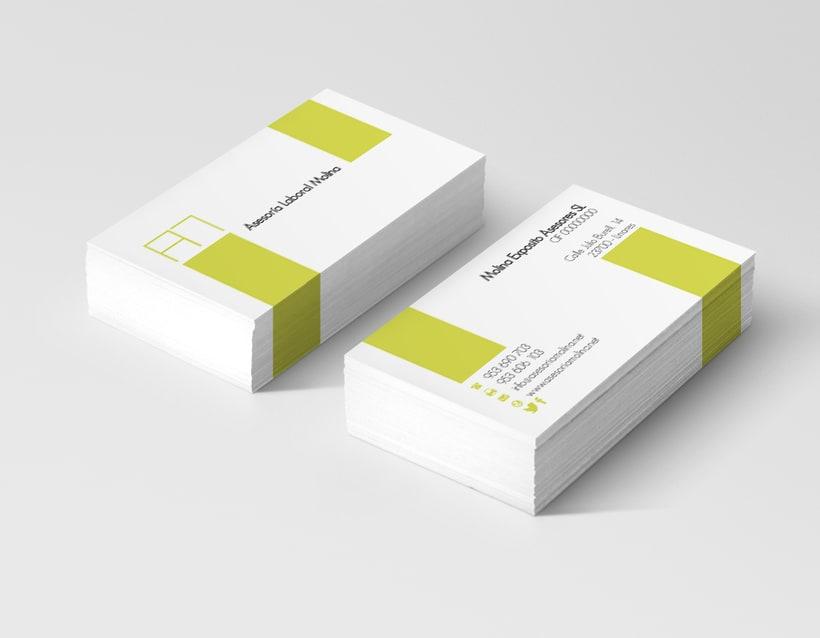 Diseño identidad corporativa & página web 0
