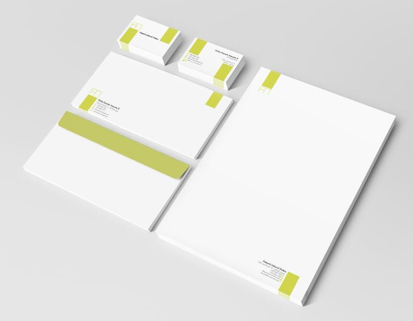 Diseño identidad corporativa & página web 3