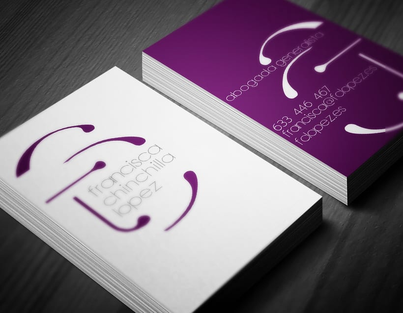 Diseño logotipo, tarjeta visita & página web 1