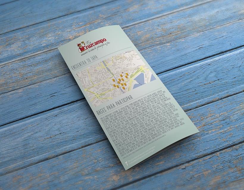 Diseño cartel & flyer 2