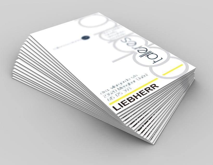 Diseño logotiopo & tarjeta de visita 1