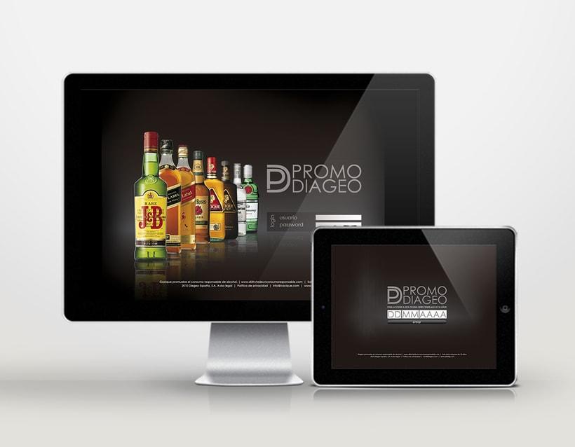 Diseño interfaz web para intranet 0