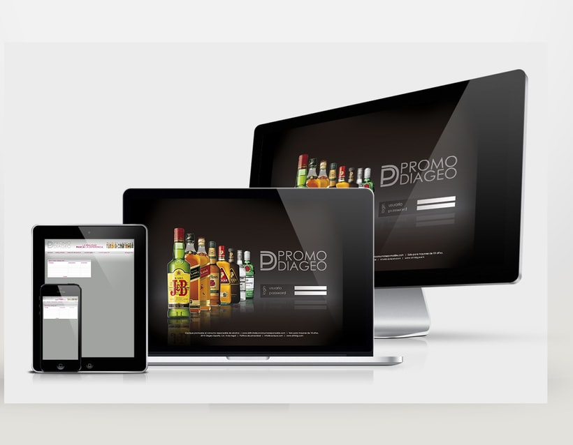 Diseño interfaz web para intranet 1