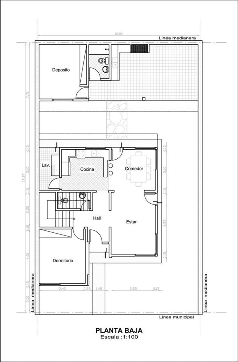 Propuesta: Casa en Encarnación Paraguay + Render 1
