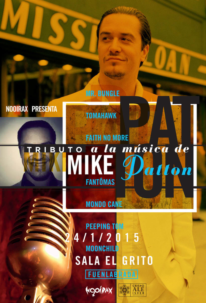 Tributo a la música de Mike Patton -1