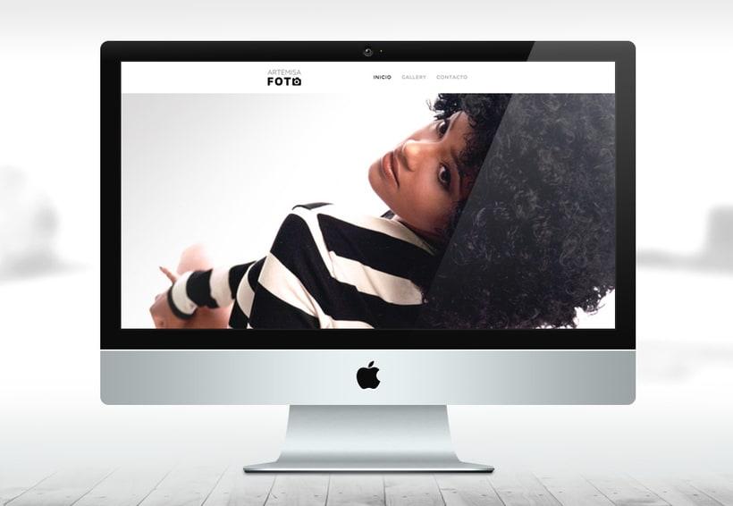 Artemisa Foto - Logo & web 1
