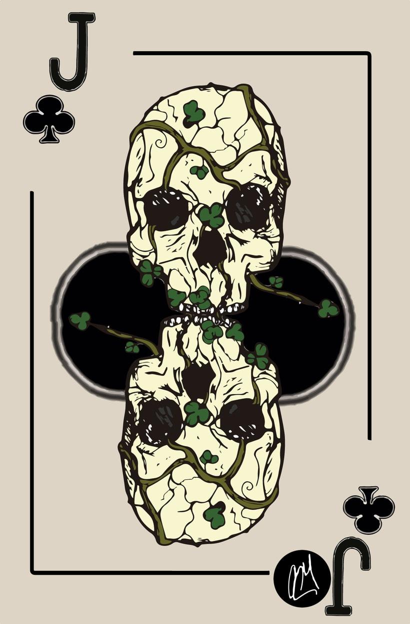 Skull Poker 0