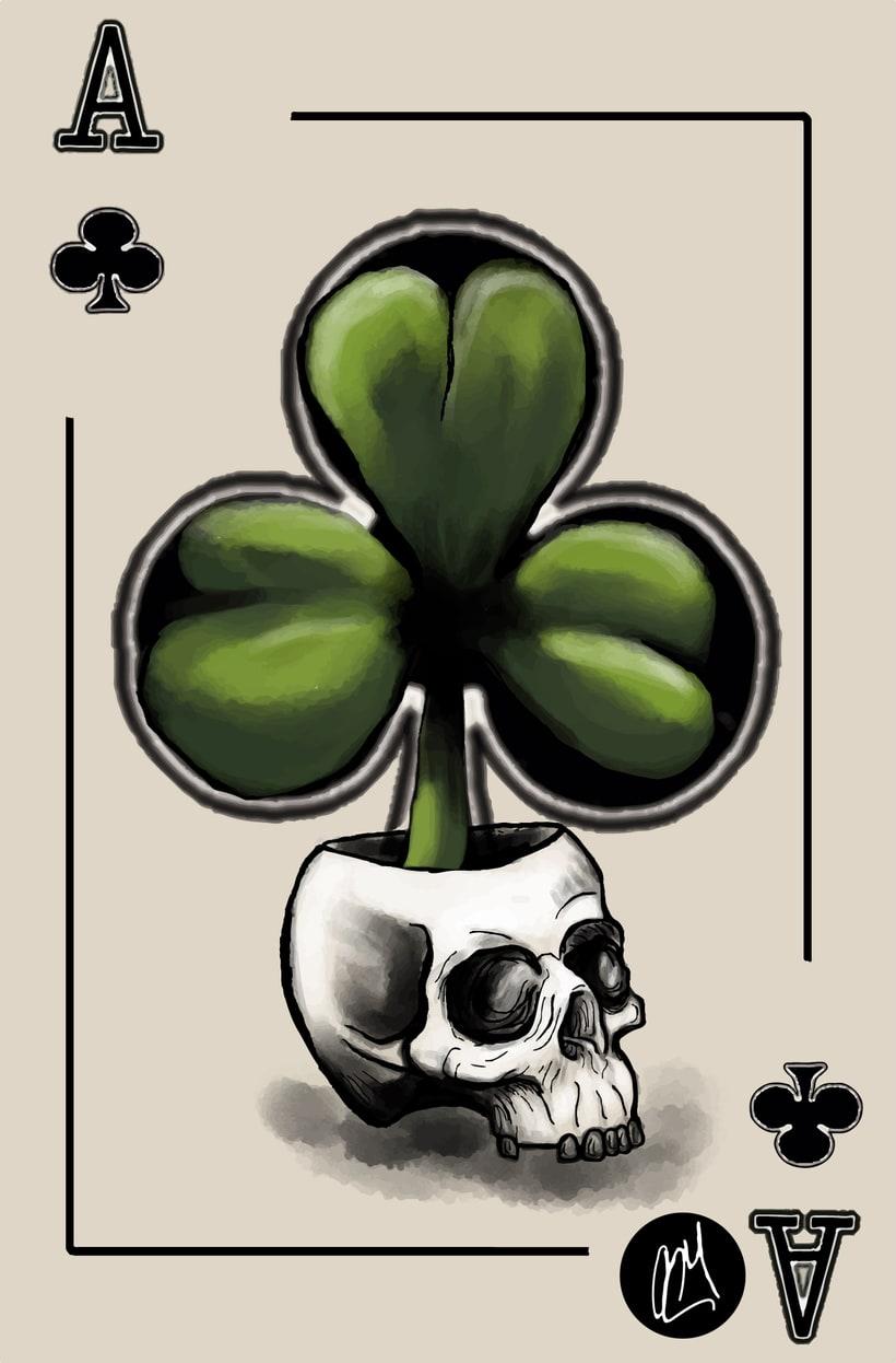 Skull Poker 2