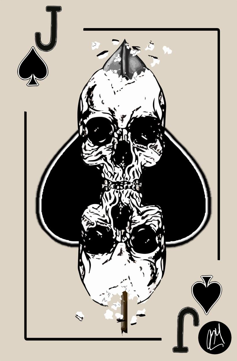 Skull Poker 4