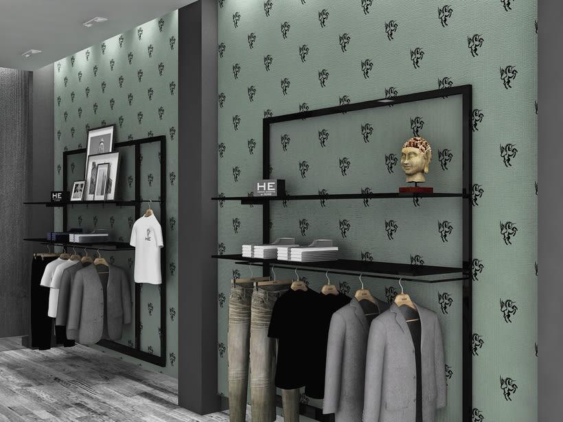Mango HE, Milan / Diseño de Interiores 2