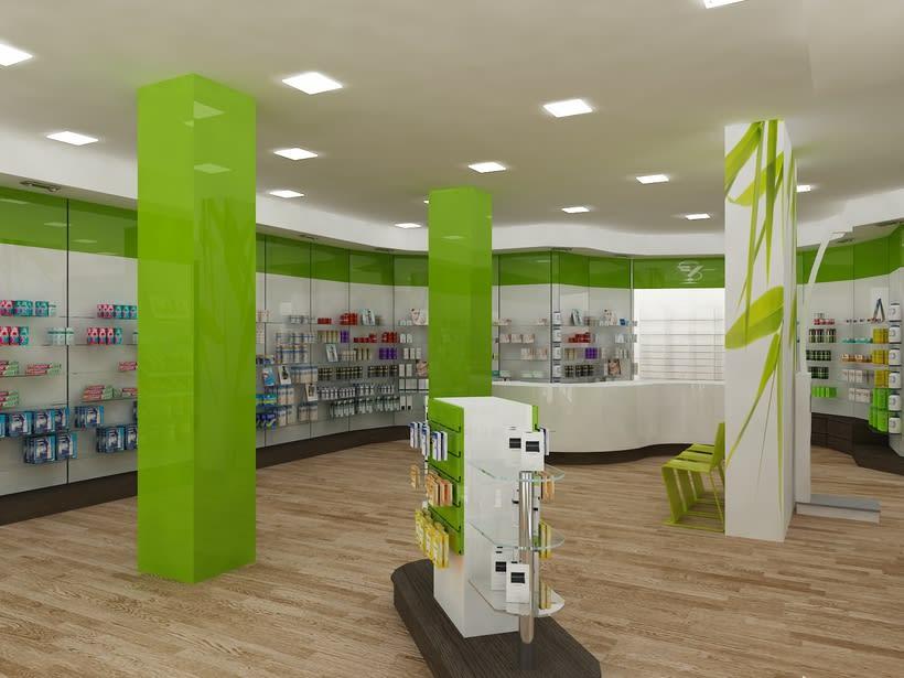 Farmacia Bambu, Fuenlabrada / Diseño de Interiores 2