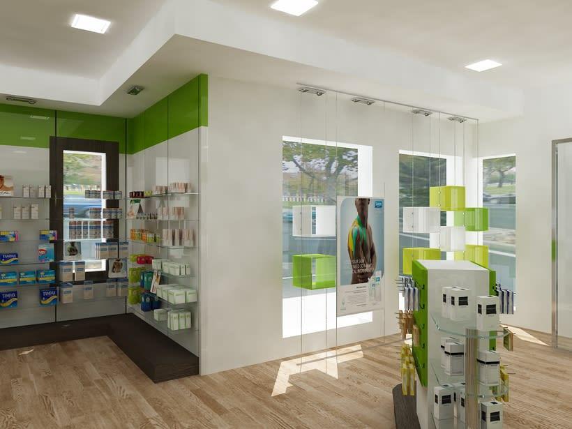 Farmacia Bambu, Fuenlabrada / Diseño de Interiores 0
