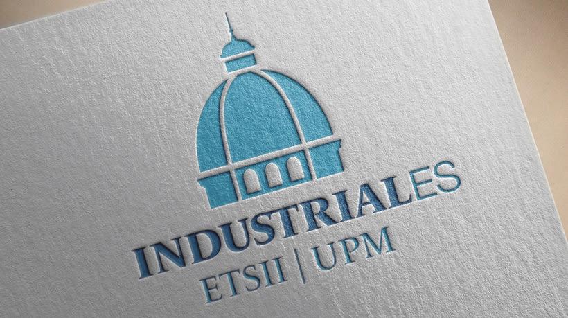 Imagen Corporativa para la Escuela de Industriales de Madrid ETSII-UPM 0