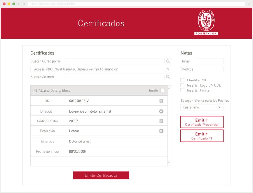Certificación CMS / Desarrollo Web 1