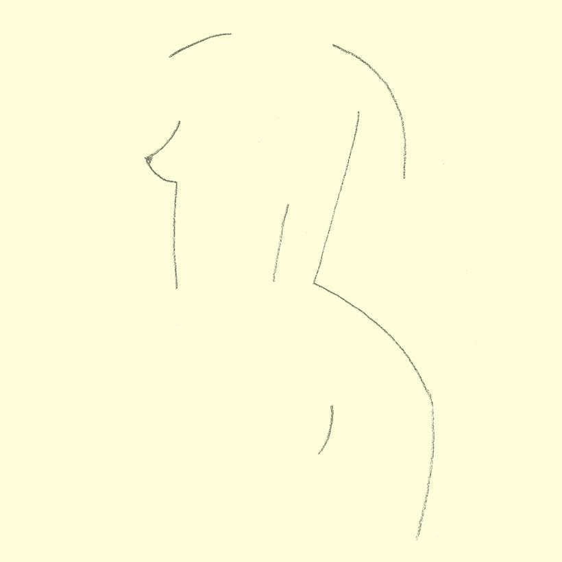Nude Sketch -1