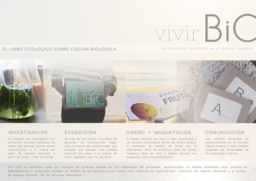 VIVIR BIO: LIBRO ECOLÓGICO SOBRE COCINA BIOLÓGICA 10