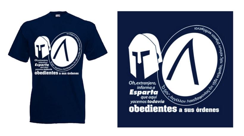 Camisetas para Portal Clásico 1