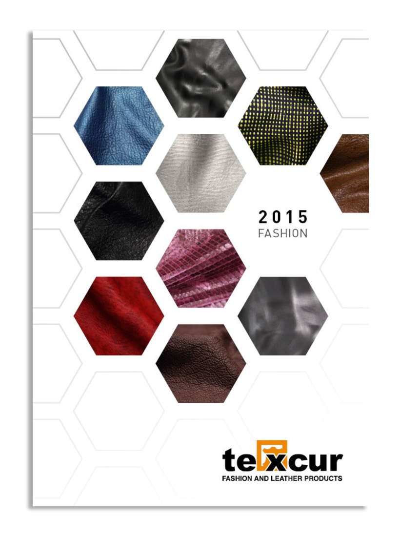 Texcur. Fashion & Leather products. Catálogos. 1