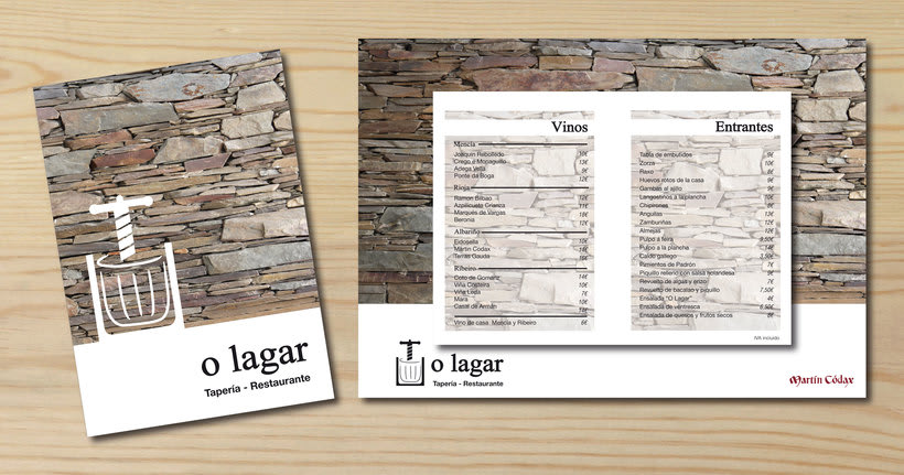 O Lagar. Tapería-Restaurante 0