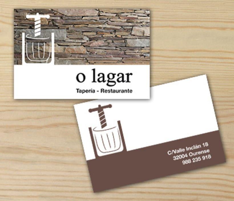 O Lagar. Tapería-Restaurante 1