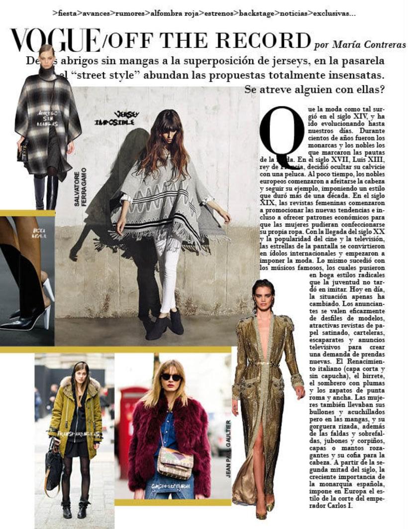 Maquetación | Vogue 5