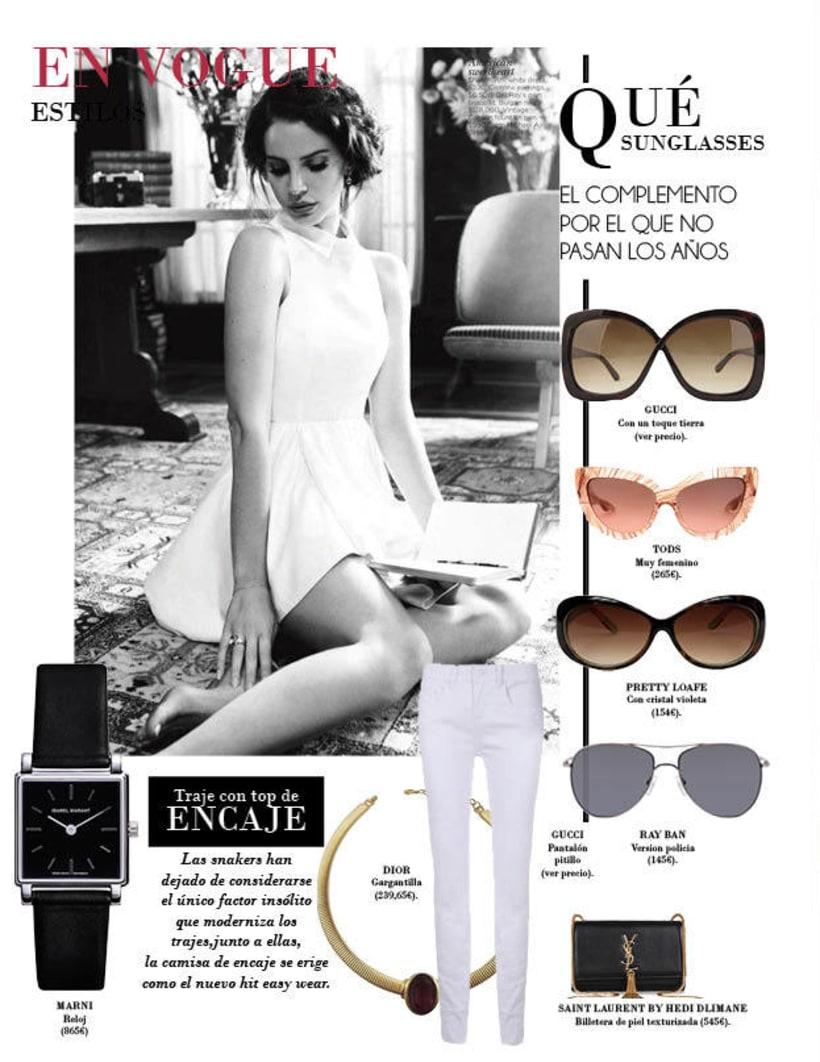 Maquetación | Vogue 6