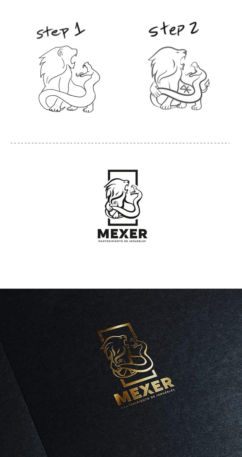 Logotipo - Mexer 1