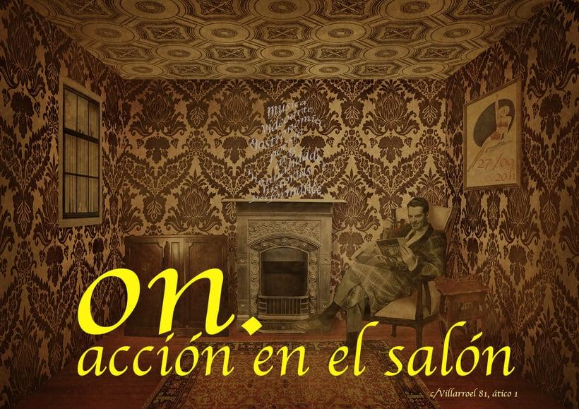 ON.Acción en el salón 0