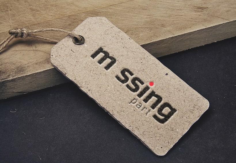 Missing part - Branding 0