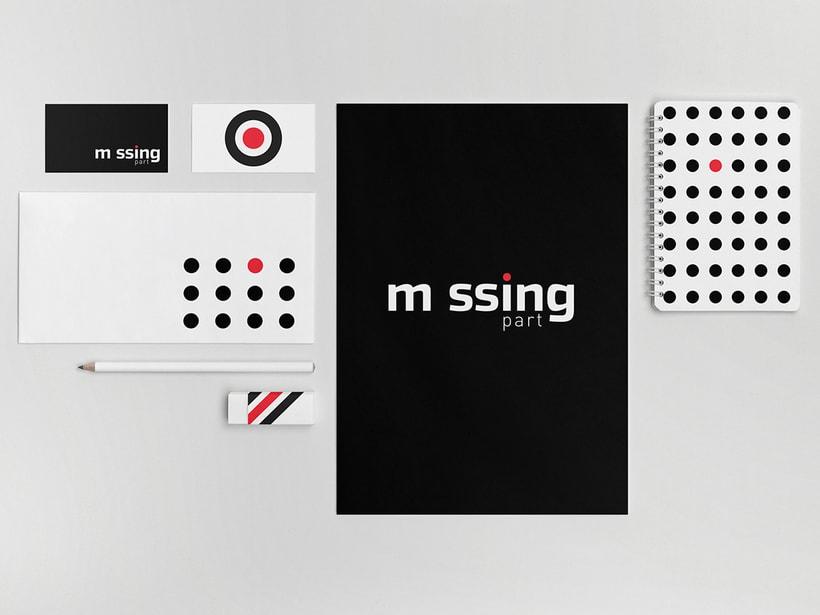 Missing part - Branding 1