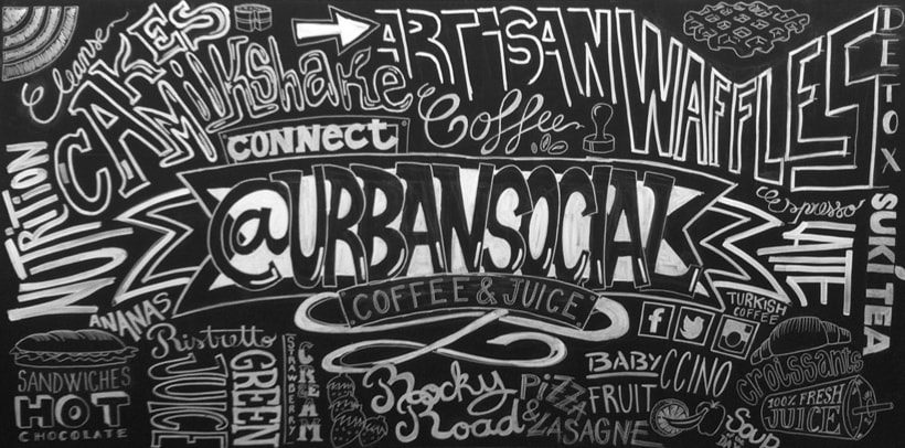 Urban Social (Coffee & Signs) 3