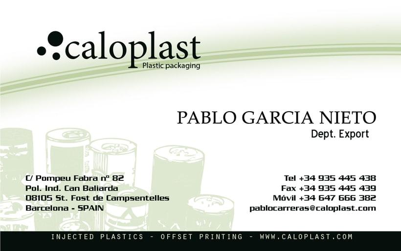 Caloplast S.L. 3