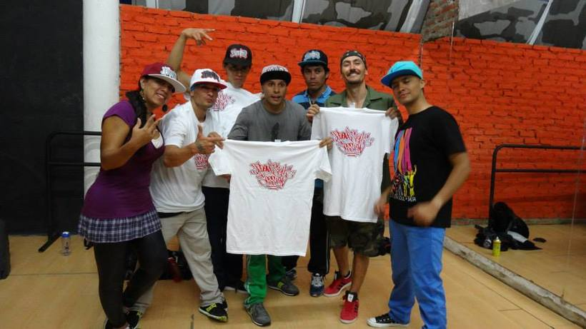 Campeones Bronx Style Session 3