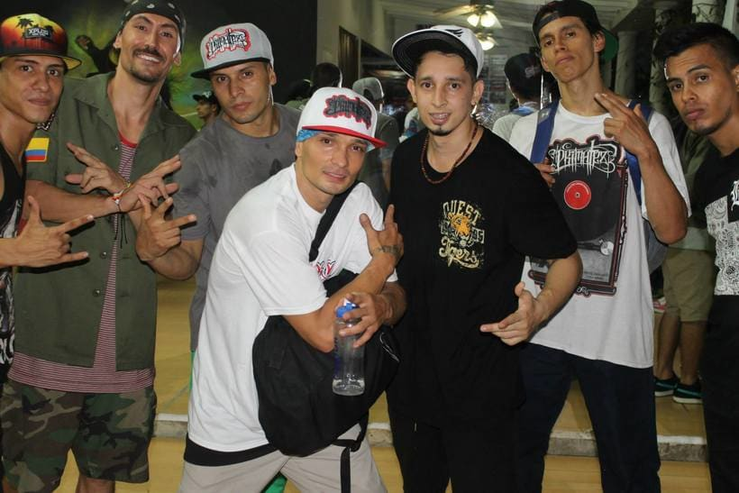 Campeones Bronx Style Session 5