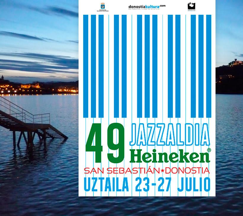 Diseño de Cartelería Jazzaldia 0