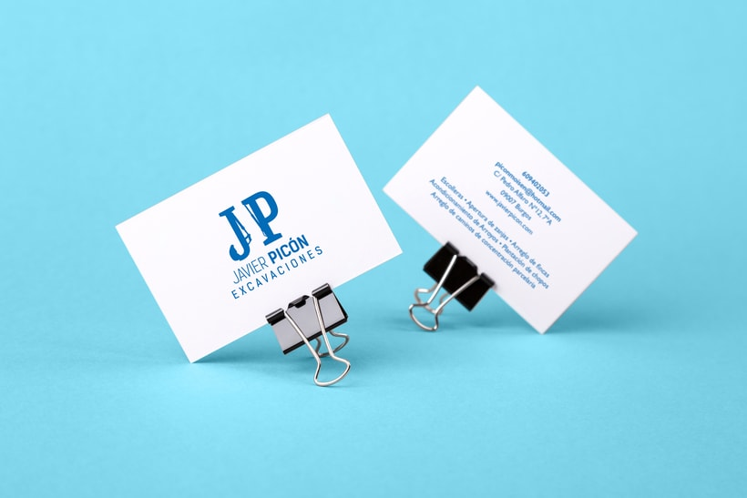 Branding completo: Javier Picón 8