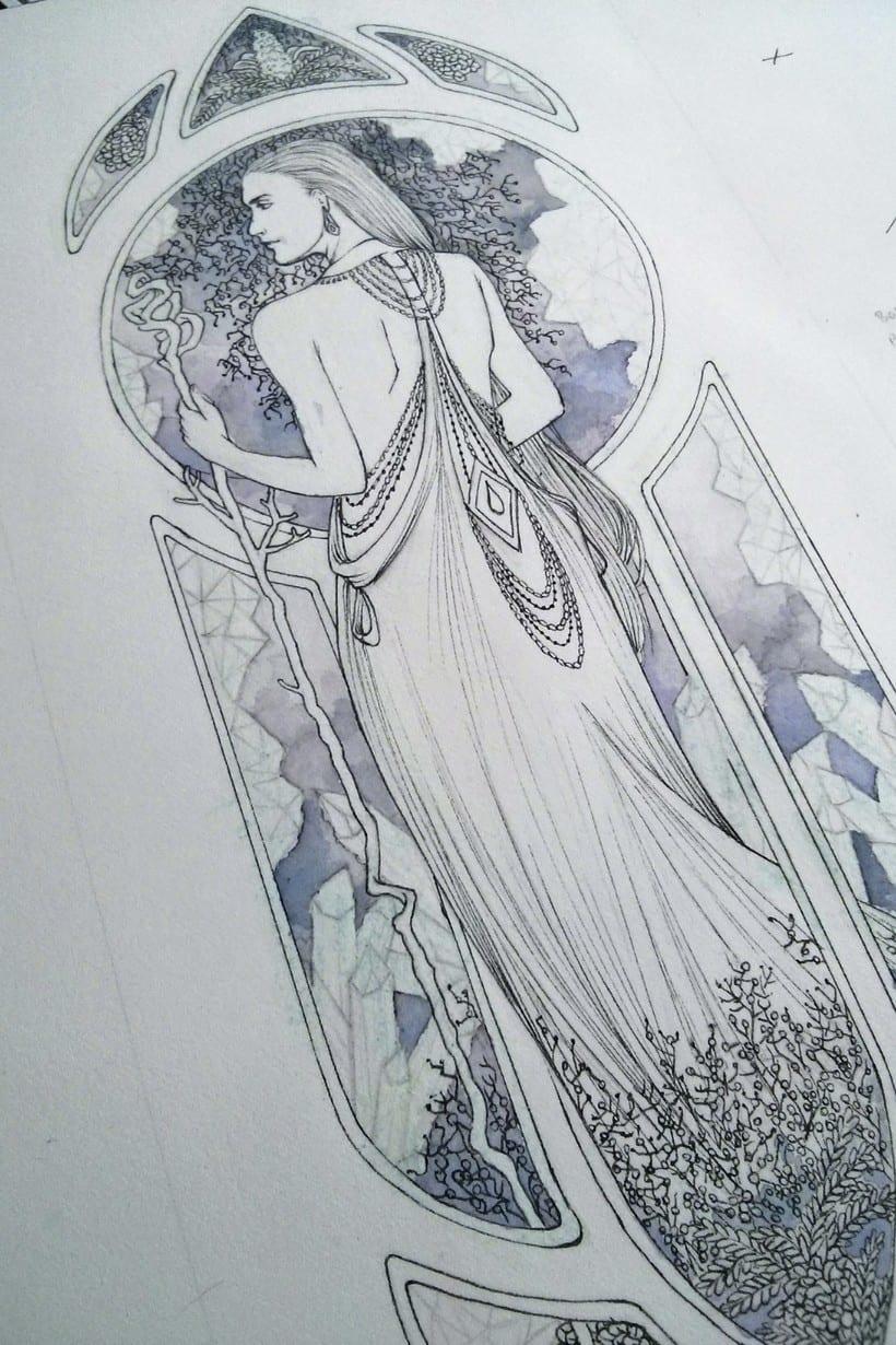 La Dame du Froid 4