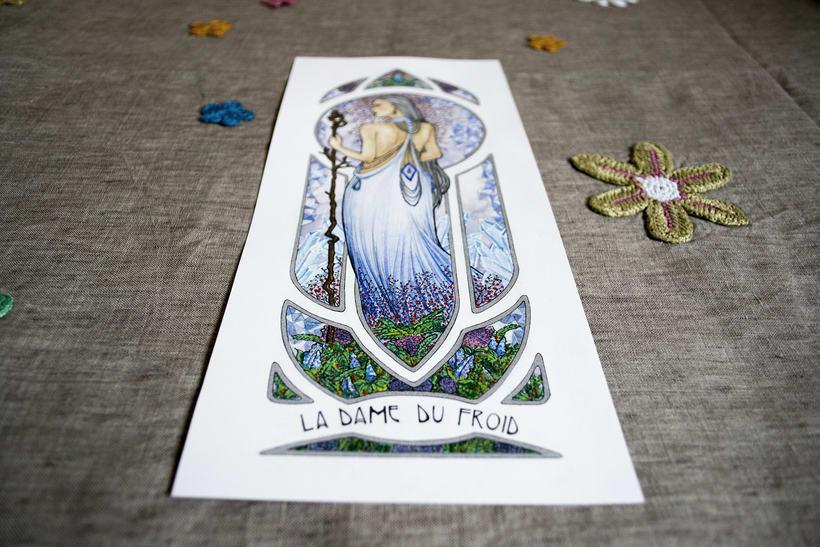 La Dame du Froid 7