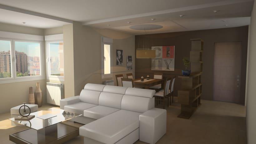 3D Proyecto salón 1