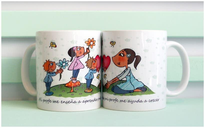Cute Martina - Copy para diseños de tazas 4