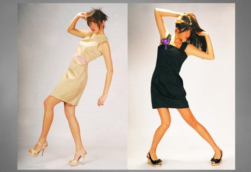 Moda - vestuario femenino 2