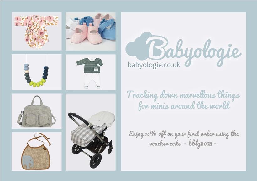 Designs for Babyologie.co.uk 2